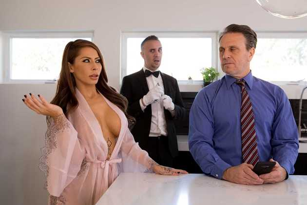 MADISON IVY – THE BUTLER DID IT