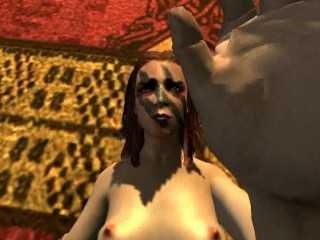 Skyrim Aela the Huntress conquered Half 1